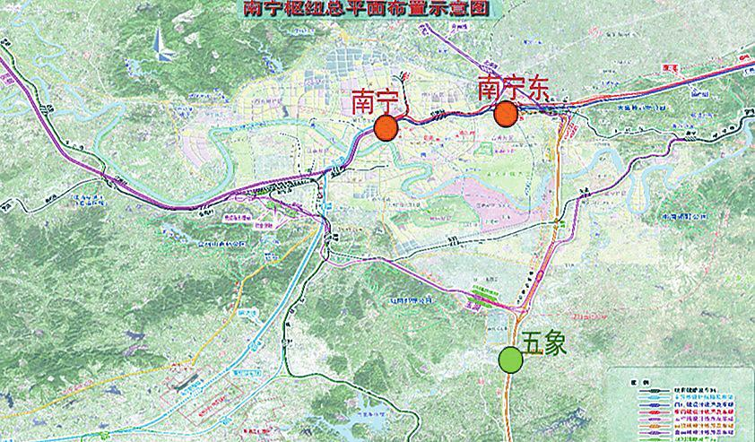 武鸣马山将结束无铁路历史
