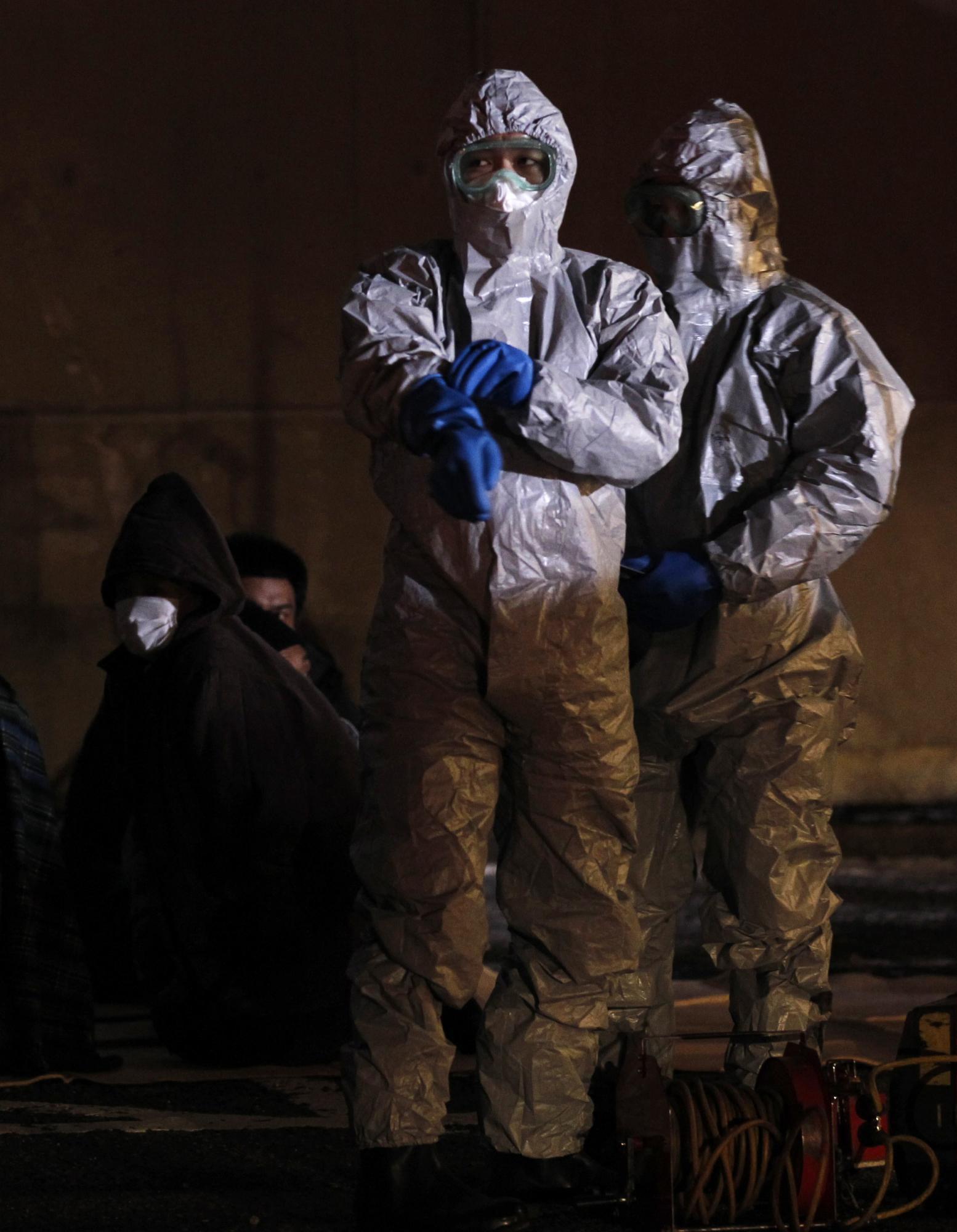 视频欧美性爱1区_日本核电站放射性物质严重超标 190人遭辐射污染(组图