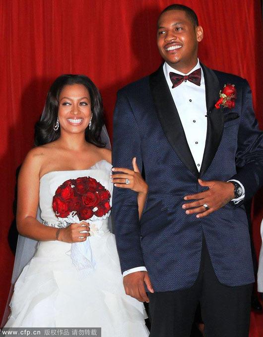 安东尼//14安东尼和妻子结婚照