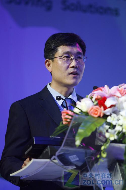 海尔郑涛 详解五大节能减排解决方案