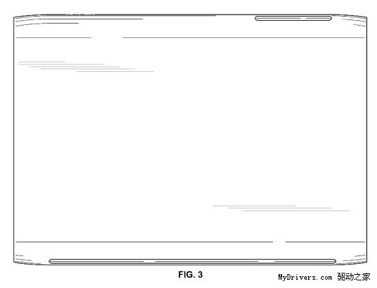诺基亚专利图:N8放大成平板