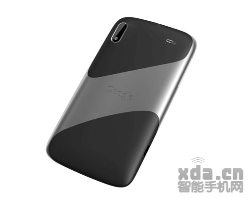 疑似HTC双核机金字塔设计图曝光