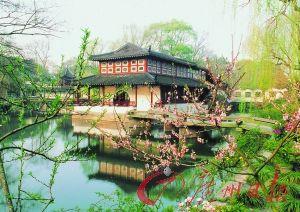 苏州古典园林是其一颗璀璨夺目的明珠