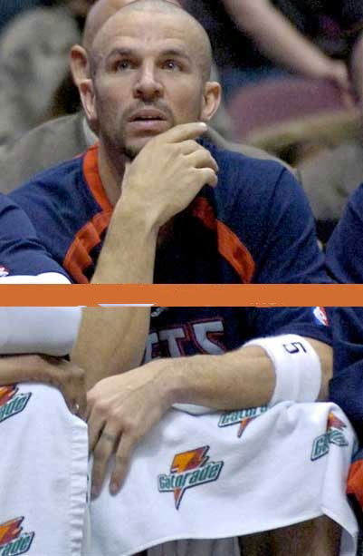 球员杰森-基德最近碰到了一件烦心事.现在他那个17岁的女儿夏延