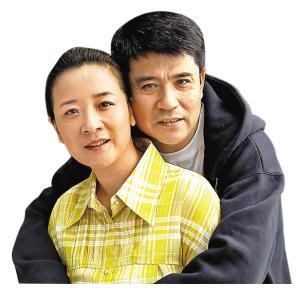 陈小艺和孙淳在《说好不分手》中图片