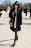 好莱坞街拍周报:巴黎时装周各显神通