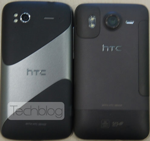 HTC首款双核真机照曝光