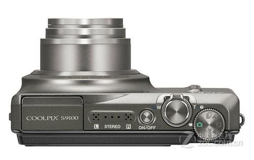 18倍光变卡片相机 尼康S9100上市2320元