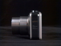 全景扫描、高清摄像 索尼10X光变HX7上市