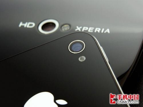 完胜iPhone 4 索尼爱立信MT15i拍照测试