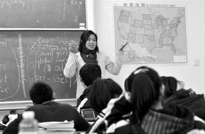 国际课程班越来越多 名校录取通知花钱买不来