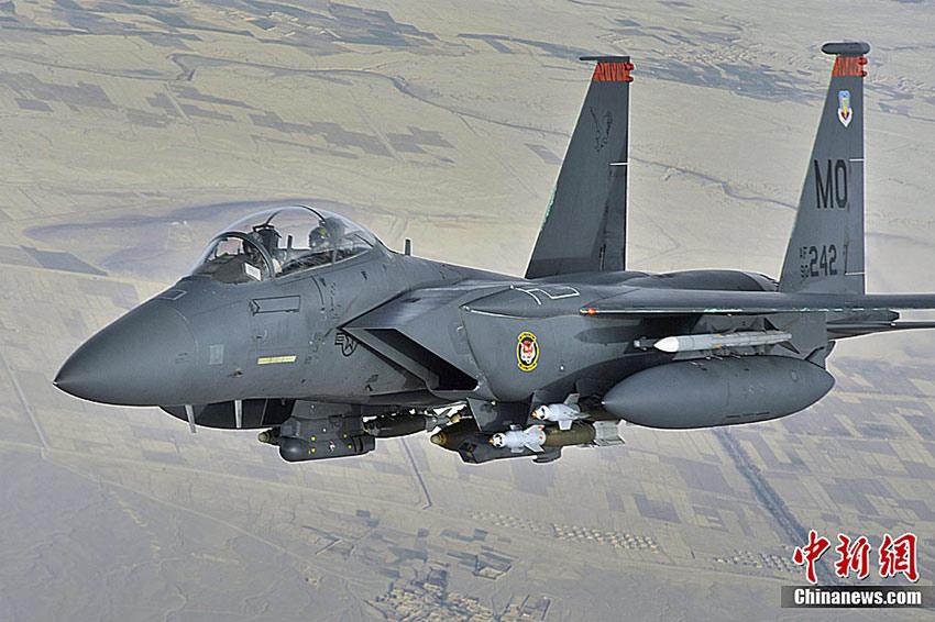 先锋影??f?y?(_美f-15e坠毁利比亚 陈洪:不会成为地面战借口(组图)