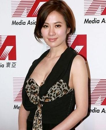 林志玲宣萱赵薇侯佩岑图片