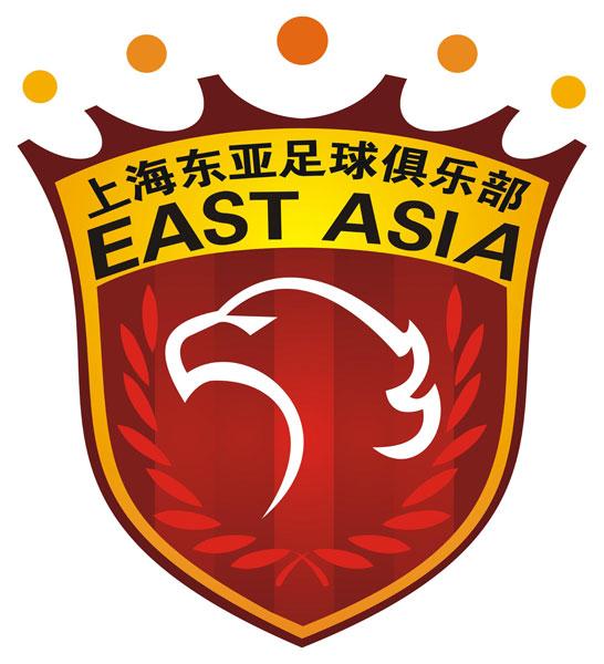 上海东亚队徽