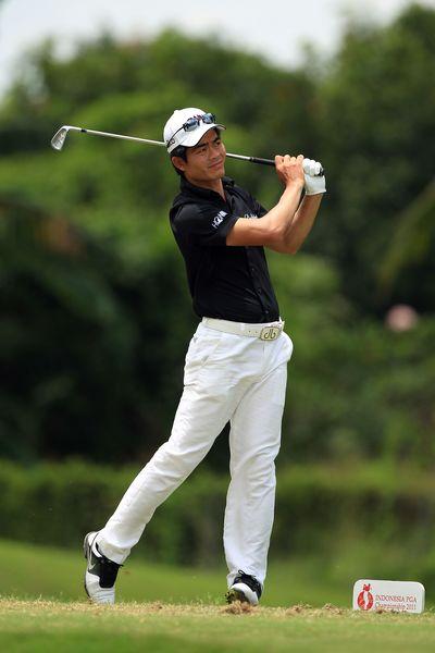锦标赛在雅加达帝国高尔夫俱乐部(Imperial Klub Golf)落下了帷幕图片