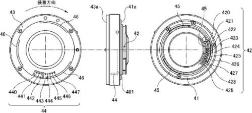 为单电?!佳能透露镜头转接环技术专利