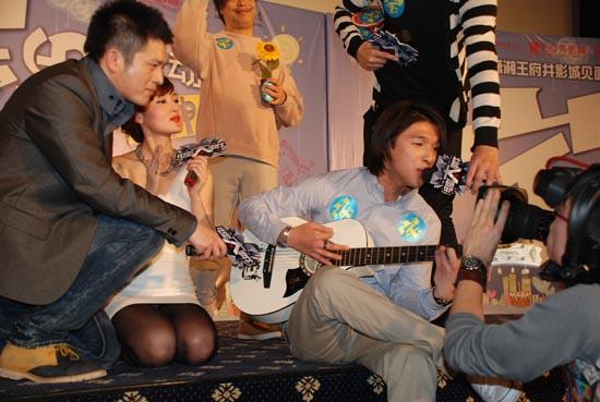 黄又南吉他弹唱