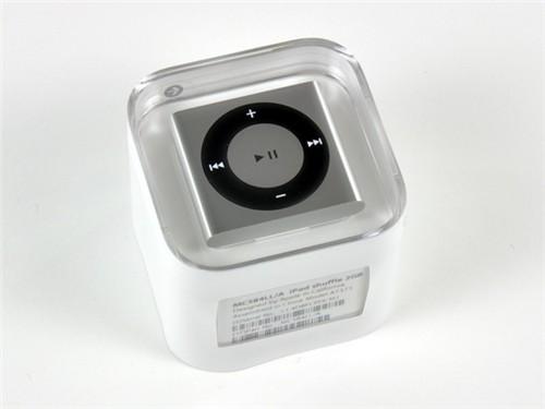 闪拍特惠 苹果iPodshuffle半价等你拿