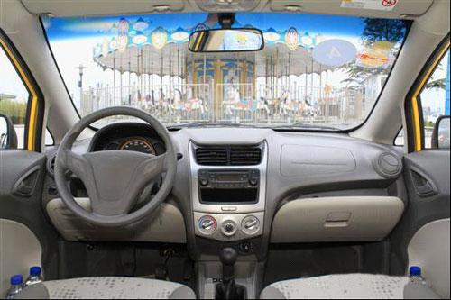 雪佛兰 新赛欧的用车低成本幸福公式求解高清图片