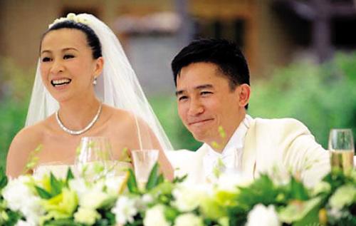 刘嘉玲老公名字_梁朝伟 &刘嘉玲 :不丹婚礼