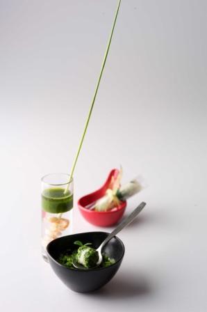 美仑美奂的中国意境菜