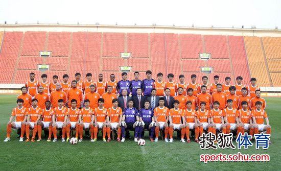 2011中超山东鲁能球员名单 多名新人报名助卫