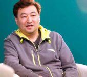 图文:王冰玉畅谈世锦赛 教练张为