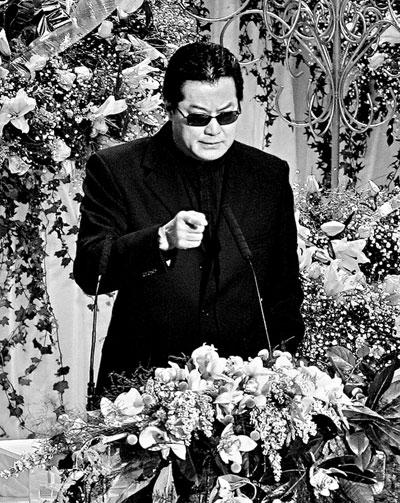 """沈殿霞追悼会邓光荣_属于""""大佬""""时代的光荣 香港影人邓光荣病逝 江湖不见龙虎斗 ..."""