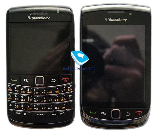 2.4寸商务全键盘手机 黑莓9780美图赏
