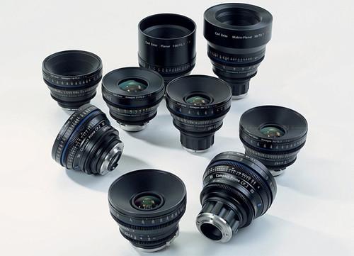 卡尔蔡司推出M4/3及E口卡口CP电影镜头