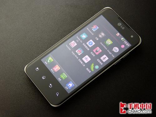 首款双核智能机 LG Optimus 2X抢先体验