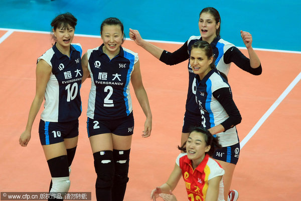 冯坤庆祝胜利
