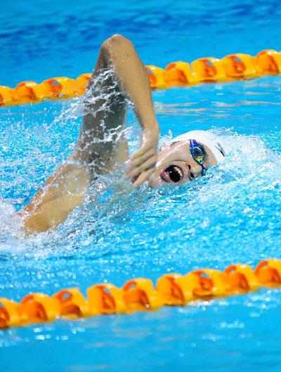 综合体育 游泳 游泳动态 2011全国游泳冠军赛|上海游泳世锦赛选拔赛图片