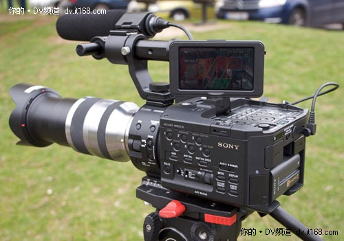 索尼NEX-FS100使用性能