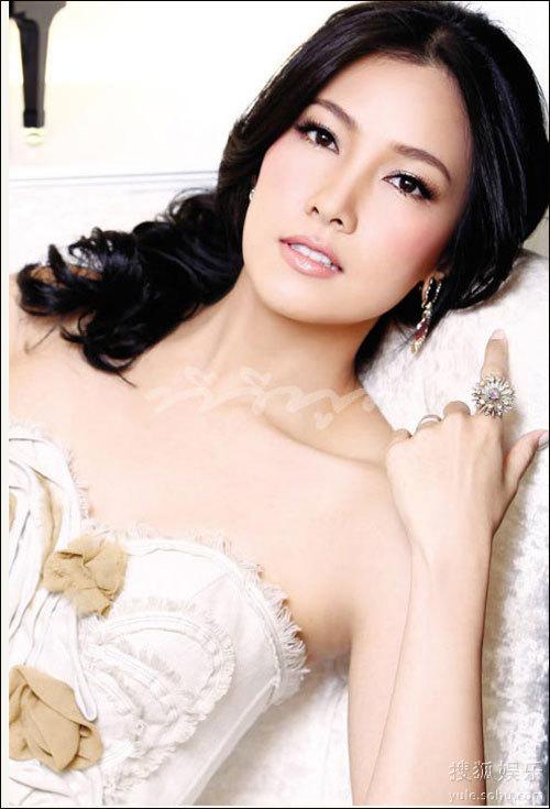 noon在泰国有第一美女之称