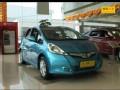 [视频看车]外观变化全景天窗 2011款飞度