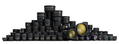 尼康宣布尼克尔单反镜头产量已达6000万