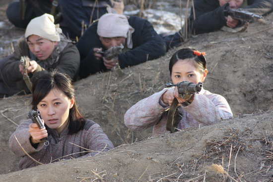 地道战电影_电视 内地电视      改编自同名电影的40集抗战大戏《地道战》日前在