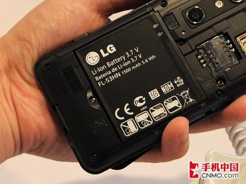 全球首款3D手机 LG Optimus 3D现场解析