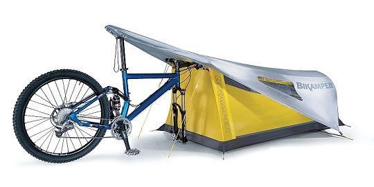 自行车帐篷:Bike Tent