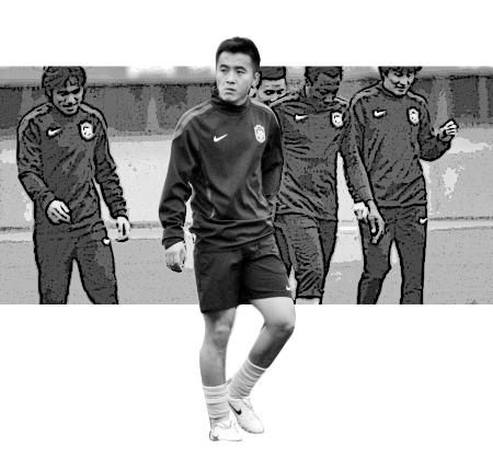 故地重游,韩燕鸣当然想有所作为  河南商报记者 杨东华/摄