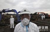 日本大地震已满一月 仍有超过1.4万人失踪(图)
