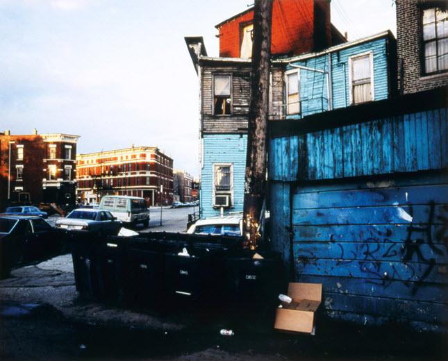 逆光人生:揭秘美国芝加哥贫民窟里的真实生活(组图)