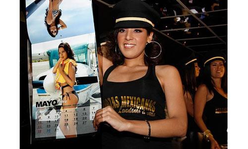空姐色情在线视频_墨西哥失业空姐为色情杂志拍全裸写真(组图)