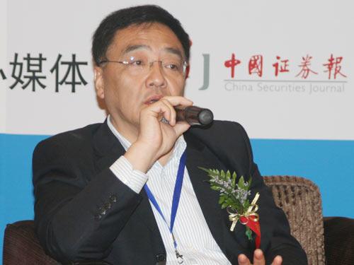 摩根士丹利华鑫基金管理公司总经理 于华