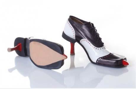 各种不靠谱的高跟鞋