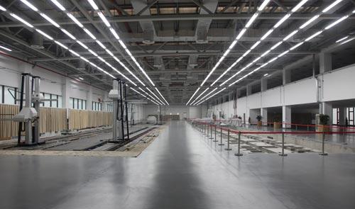 上汽技术中心造型室