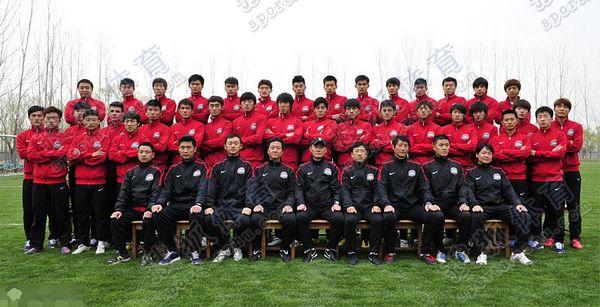 2011年中超联赛河南建业队球员完全名单(3.29