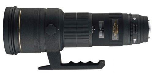 给力长焦头 适马透露500mm f/4镜头专利
