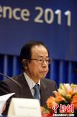 日前首相福田康夫在博鳌就福岛核电站事故道歉